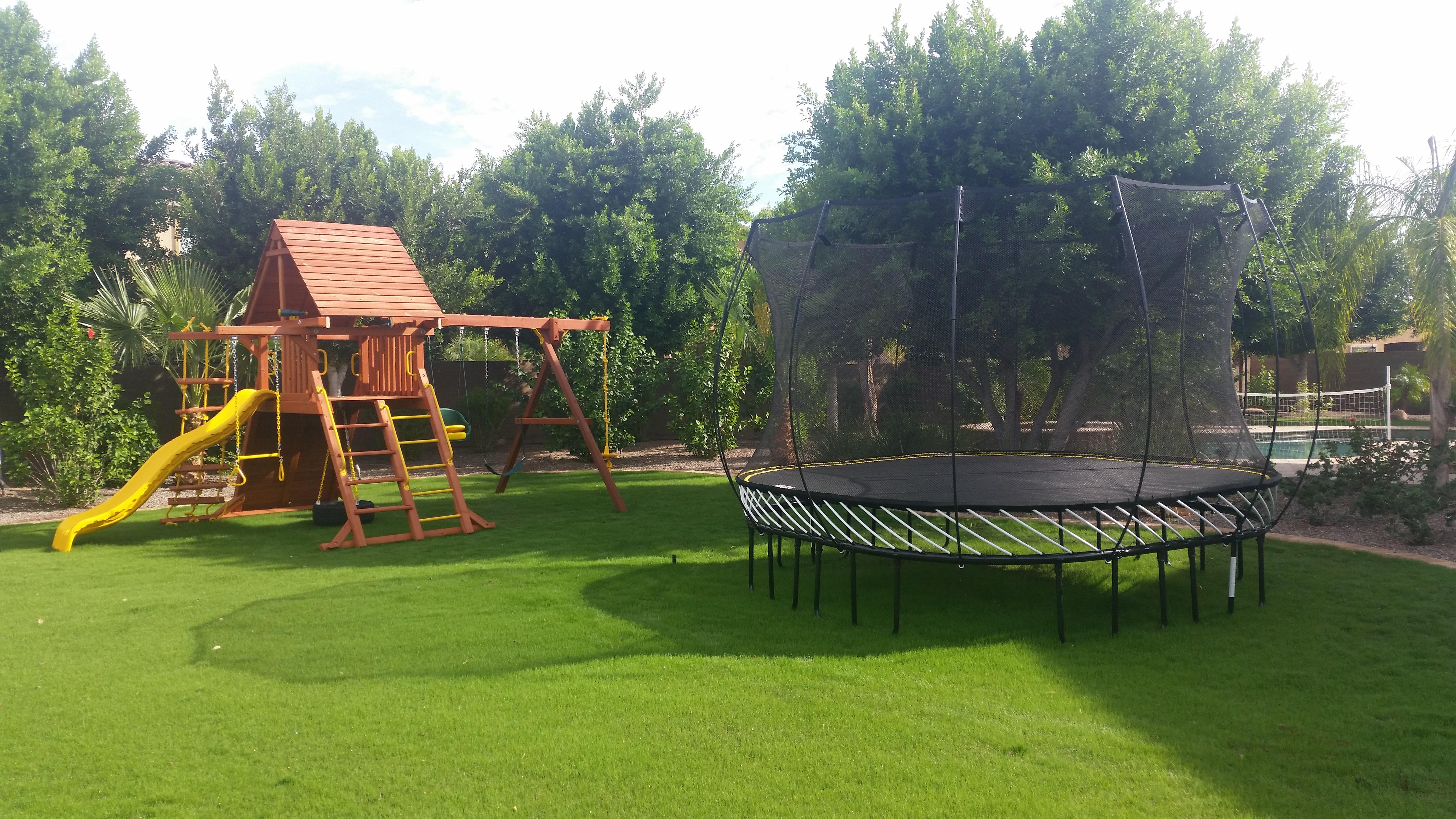 Best Trampoline For Backyard | Homideal